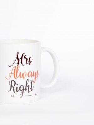 mrs always