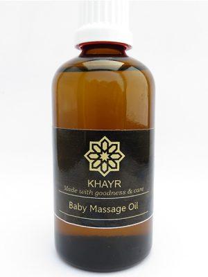 baby massage oil 100ml